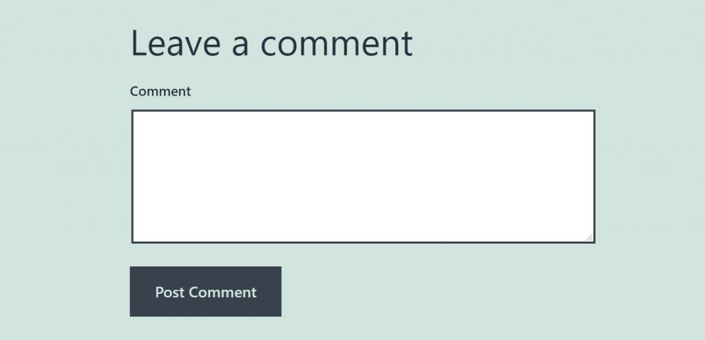 How to Remove Leave a Comment in WordPress