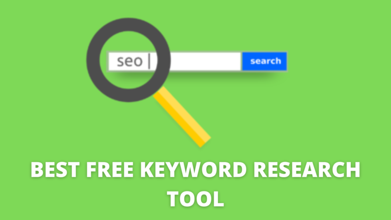 List of Best Free Keyword Research Tool For Blogger WordPress Website SEO